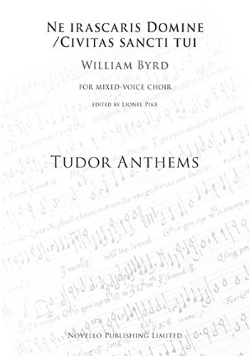 Non nobis Domine: Vocal score: William Byrd