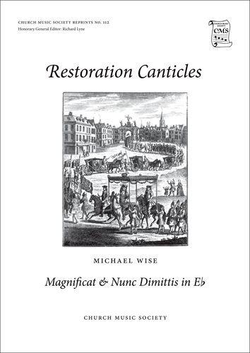 Magnificat and Nunc Dimittis in E Flat: