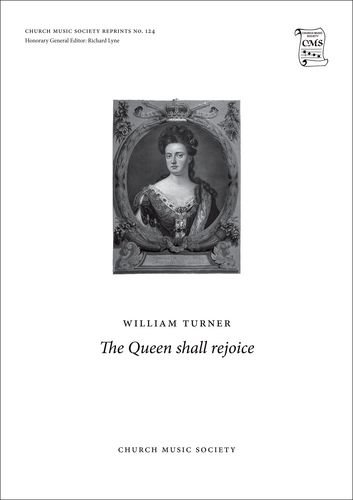 The Queen shall rejoice: Vocal score (Church Music Society publications)