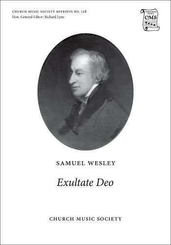 Exultate Deo: Vocal score (Church Music Society