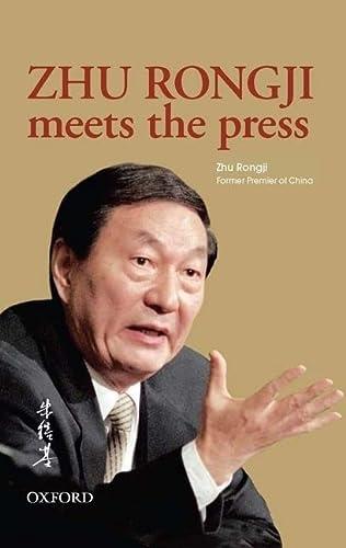 9780193966413: Zhu Rongji Meets the Press