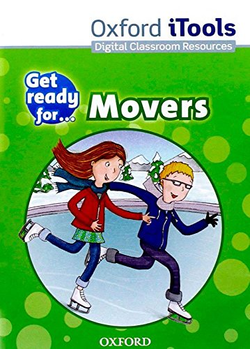 9780194000116: Get Ready for: Movers: iTools