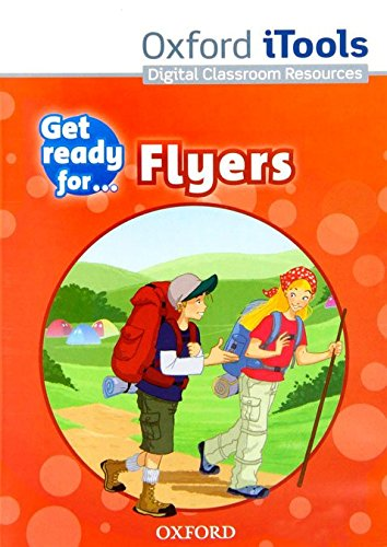 9780194000123: Get Ready for Flyers: iTools DVD-ROM