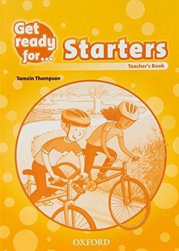 9780194000154: Get Ready for Starters: Teacher's Book