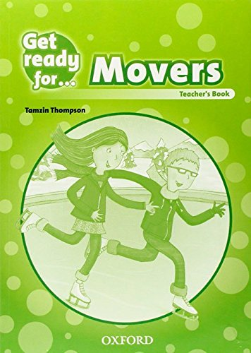 9780194000161: Get Ready for: Movers: Teacher's Book