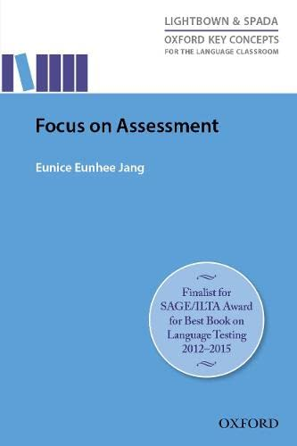 9780194000833: Material de Teacher Training: Focus on Assessment