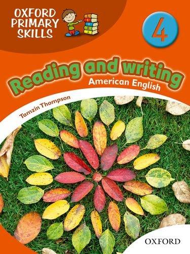 9780194002783: American Oxford Primary Skills: 4: Skills Book