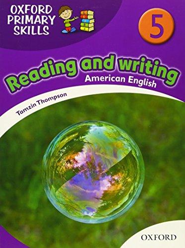 American Oxford Primary Skills: 5: Skills Book: Tamzin Thompson, Tim