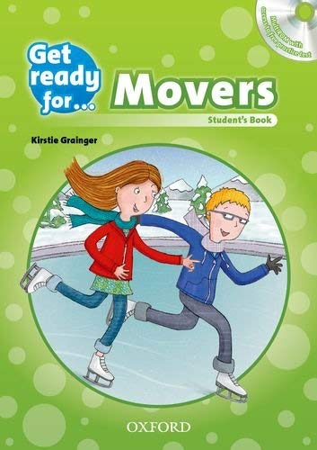 9780194003278: Get Ready for: Movers: Student's Book and Audio CD Pack