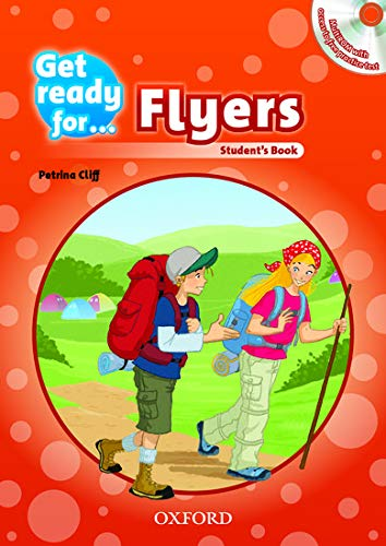 9780194003285: Get Ready for: Flyers: Student's Book and Audio CD Pack