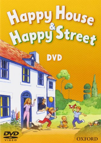 9780194003742: Happy House and Happy Street: DVD: A new reason to be Happy - a new DVD to cover two series