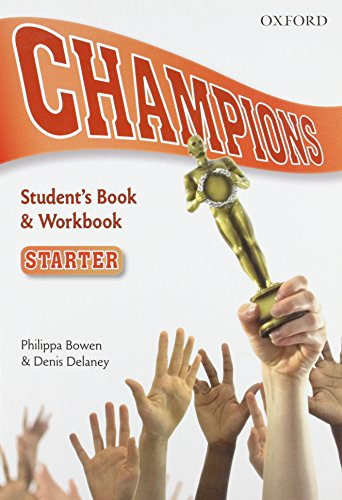 9780194004374: Champions: Starter: Student Pack: Everyone's a winner with Champions!