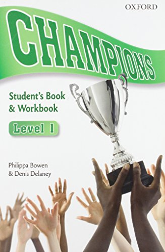 Champions: Level 1: Student Pack: Everyone's a