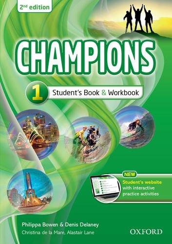 9780194004589: Champions 1 2/Ed.- Sb + Reader