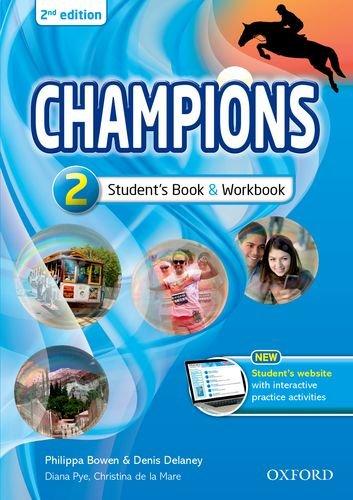 9780194004626: Champions 2 2/Ed.- Sb + Reader