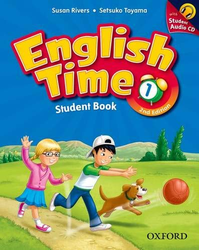 9780194005067: English Time: 1: Student Book and Audio CD