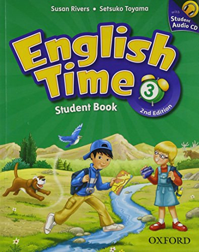 9780194005333: English Time: 3: Student Book and Audio CD