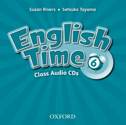 English Time 6. Class CD