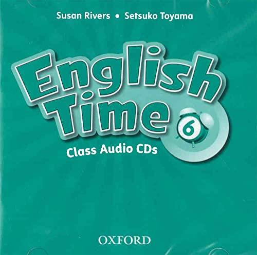 9780194005630: English Time: 6: Class Audio CDs (X2)