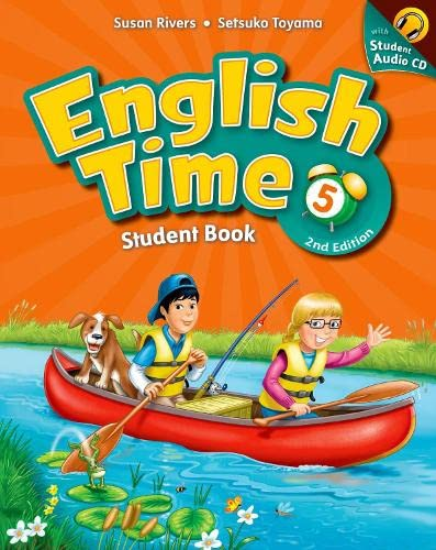 English Time: 5: Student Book and Audio