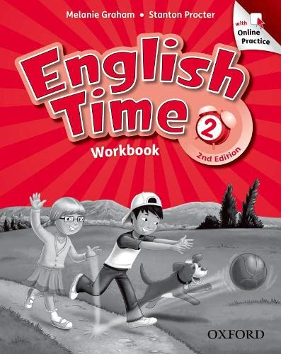 9780194006002: English Time: 2: Workbook with Online Practice