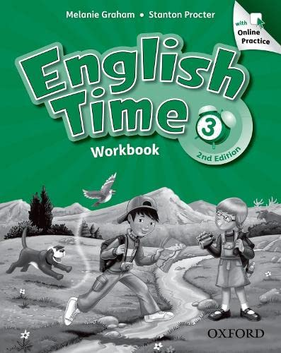 9780194006019: English Time: 3: Workbook with Online Practice