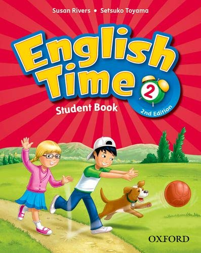 9780194006194: English Time: 2: Student Book