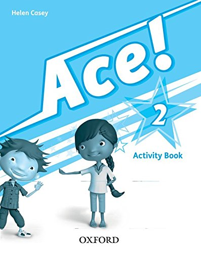 9780194006880: Ace! 2: Activity Book - 9780194006880