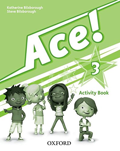 9780194006897: Ace! 3: Activity Book - 9780194006897