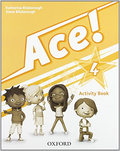 9780194006903: Ace! 4: Activity Book - 9780194006903
