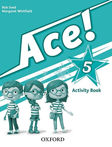 9780194006910: Ace 5 Activity Book
