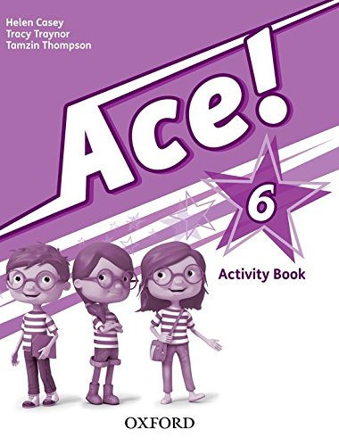 9780194006927: Ace! 6: Activity Book - 9780194006927