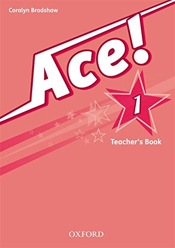 9780194006934: Ace! 1: Teacher's Book