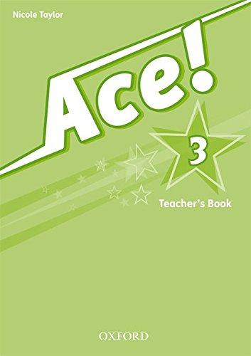 9780194006958: Ace! 3: Teacher's Book