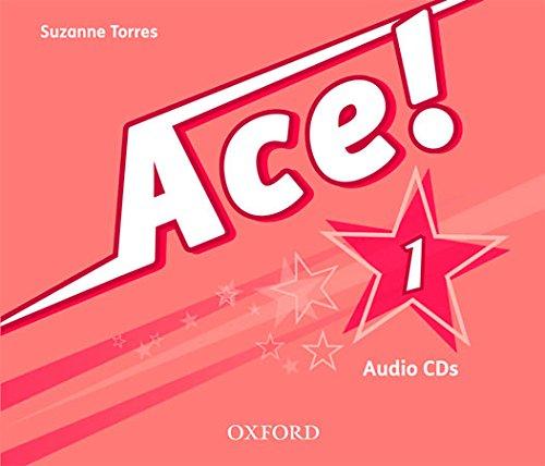 9780194007054: Ace! 1. Class CD