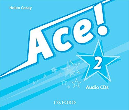 9780194007061: Ace! 2: Class CD