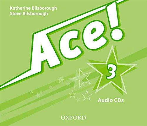 9780194007078: Ace! 3: Class CD