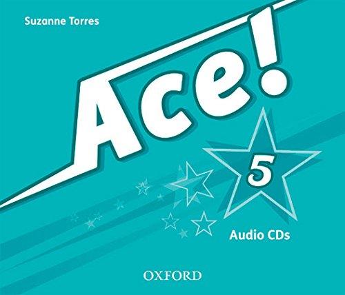 9780194007092: Ace! 5: Class CD (5) - 9780194007092