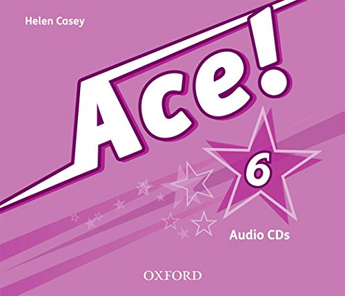 9780194007108: Ace! 6: Class CD (5)