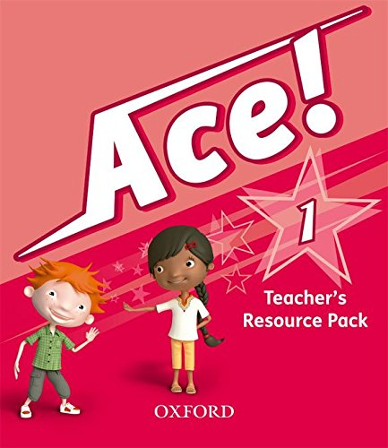9780194007115: Ace! 1: Teacher's Resource Pack
