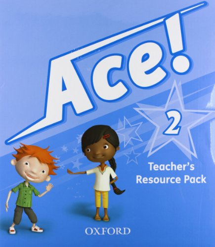 9780194007122: Ace! 2: Teacher's Resource Pack