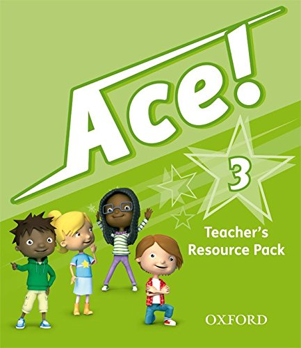 9780194007139: Ace! 3: Teacher's Resource Pack