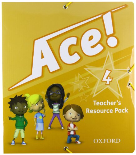 9780194007146: Ace! 4: Teacher's Resource Pack