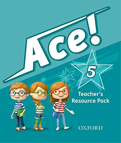 9780194007153: Ace! 5: Teacher's Resource Pack