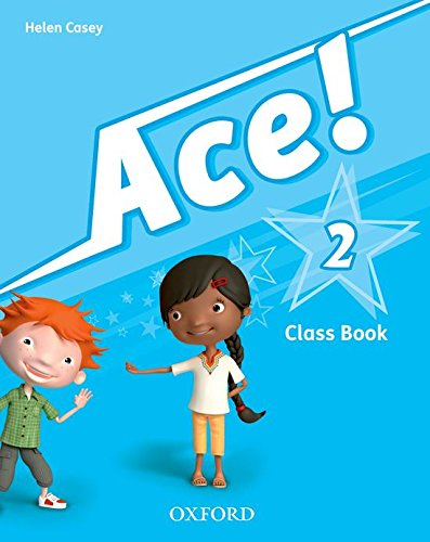 9780194007672: Ace! 2: Class Book and Songs CD Pack
