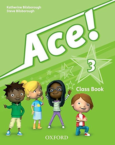 9780194007689: Ace! 3: Class Book and Songs CD Pack