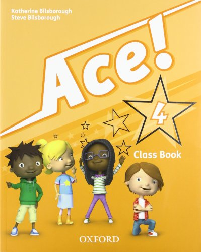 9780194007696: Ace! 4: Class Book and Songs CD Pack - 9780194007696