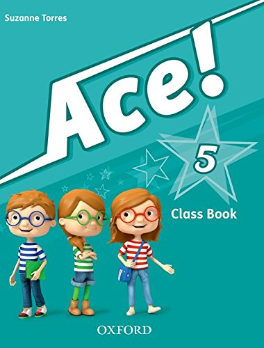 9780194007702: Ace 5 Class Book + Songs CD Pack