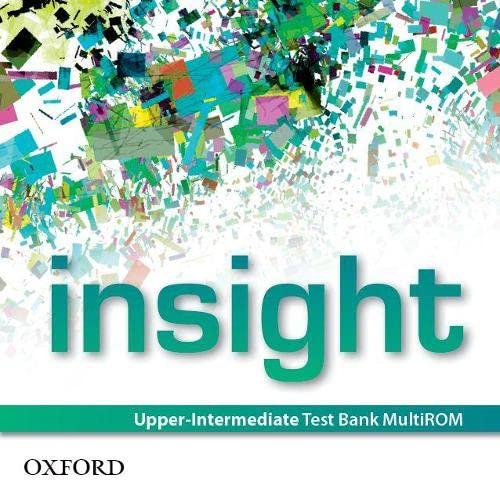 9780194010948: insight: Upper-Intermediate: Test Bank MultiROM