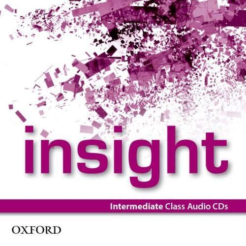 9780194010979: Insight Pre-Intermediate. Class CD